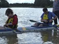 2007 Oct 7 Lake Lillydale Paddle Training 12