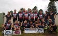 Team at the finish in Port Fairy
