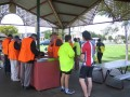 The shepparton lunch stop was well received by all